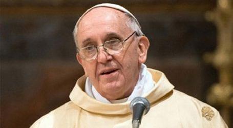 Ο πάπας Φραγκίσκος με επιστολή του δεσμεύεται ότι δεν θα υπάρξει άλλη συγκάλυψη υποθέσεων σεξουαλικής κακοποίησης