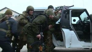 Επιθέσεις του Ισλαμικού Κράτους στην Τσετσενία