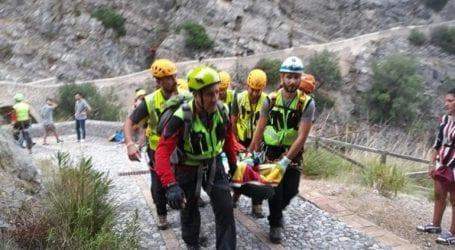 Πέντε άνθρωποι παρασύρθηκαν από χείμαρρο σε εθνικό πάρκο στην Καλαβρία