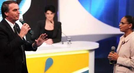 Ο ακροδεξιός υποψήφιος για την προεδρία Ζαΐχ Μπολσονάρου διατηρεί το προβάδισμα