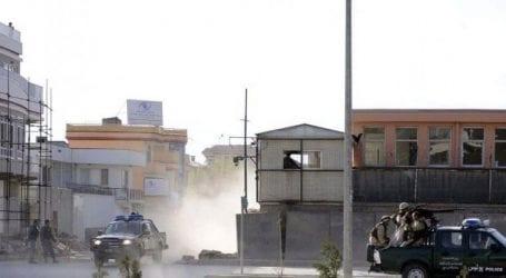 Ρουκέτες έπληξαν περιοχή κοντά στο Προεδρικό Μέγαρο ενώ μιλούσε ο Άσραφ Γάνι