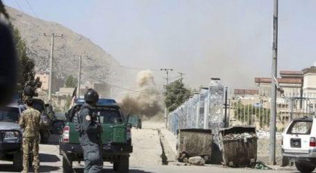 Αφγανιστάν: Ρουκέτες κατά της Καμπούλ
