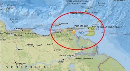 Ισχυρή σεισμική δόνηση 7 Ρίχτερ στη Βενεζουέλα