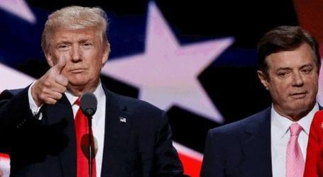 Ο Τραμπ φέρεται να εξετάζει το ενδεχόμενο να απονείμει χάρη στον Πολ Μάναφορτ