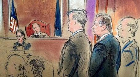Μία ένορκος απέτρεψε την ομόφωνη καταδίκη του Πολ Μάναφορτ