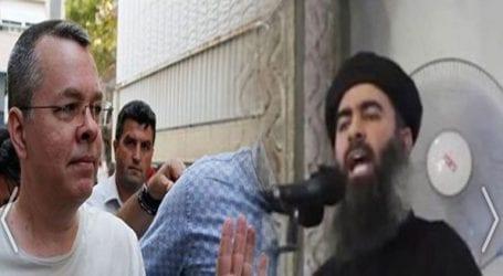 Παρέμβαση του ISIS για τον πάστορα Μπράνσον