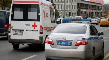 Ρωσία: Ένοπλος άνοιξε πυρ εναντίον αστυνομικών στο κέντρο της Μόσχας