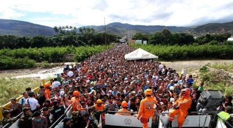 500.000 πρόσφυγες από τη Βενεζουέλα υπολογίζεται ότι θα βρεθούν στη χώρα