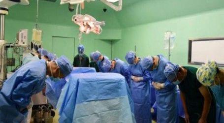 Οι κινέζοι γιατροί υποκλίνονται στον νεκρό Έλληνα που έδωσε ζωή σε 4 ανθρώπους ταυτόχρονα