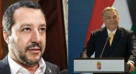 Συνάντηση Σαλβίνι με τον πρωθυπουργό της Ουγγαρίας την Τρίτη
