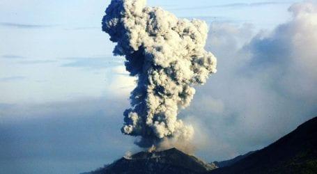 Έκρηξη ηφαιστείου στην Παπούα Νέα Γουινέα- κάτοικοι εγκατέλειψαν τα σπίτια τους