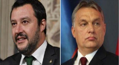 «Η συνάντηση Ορμπάν- Σαλβίνι δεν θα έχει θεσμικό χαρακτήρα»