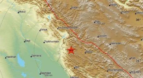 Σεισμική δόνηση 6,2R στο Ιράν
