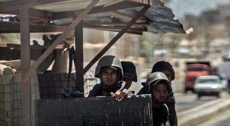 Νεκροί τέσσερις εξτρεμιστές που αποπειράθηκαν να επιτεθούν σε αστυνομικό φυλάκιο στο βόρειο Σινά