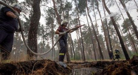 Υποψίες εμπρησμού για την πυρκαγιά κοντά στο Βερολίνο