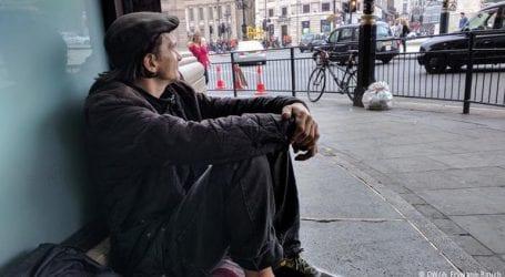 Αυξάνονται οι άστεγοι στην Αγγλία