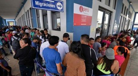 Ελάφρυνση των όρων εισόδου για ορισμένες κατηγορίες πολιτών της Βενεζουέλας