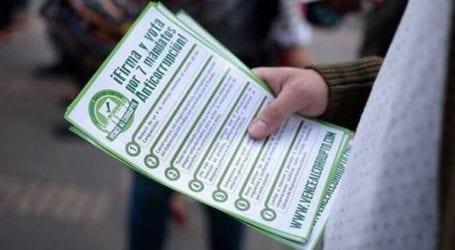 Άκυρο το δημοψήφισμα για την καταπολέμηση της διαφθοράς λόγω χαμηλής συμμετοχής