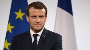 Ο Μακρόν καλεί τους Ευρωπαίους να οργανώσουν την ασφάλειά τους χωρίς τις ΗΠΑ