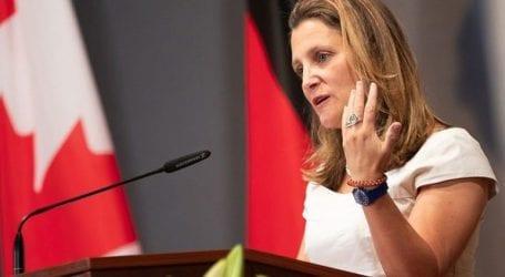 Η ΥΠΕΞ του Καναδά μεταβαίνει στις ΗΠΑ για να διαπραγματευθεί την τριμερή NAFTA