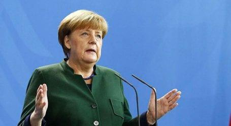 «Το μίσος στον δρόμο δεν έχει θέση στη Γερμανία»