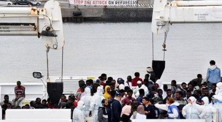 Ένταση κοντά στη Ρώμη μετά την άφιξη περίπου 100 μεταναστών από το Diciotti