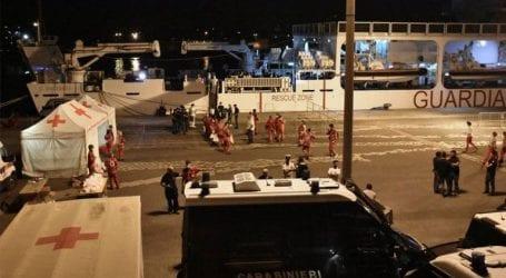 Εκ περιτροπής υποδοχή μεταναστών στα λιμάνια πέντε ευρωπαϊκών χωρών