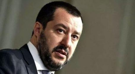 Για άλλα δύο αδικήματα επεκτείνεται η δικαστική έρευνα σε βάρος του Σαλβίνι