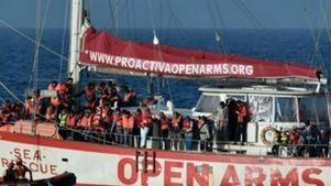 Ισπανική ΜΚΟ σταματά τις διασώσεις μεταναστών ανοιχτά της Λιβύης