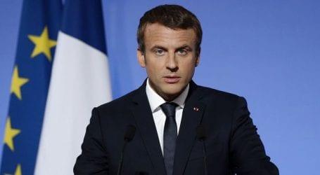 Ο Μακρόν θέλει να προωθήσει την «αλληλεγγύη» μεταξύ των κρατών της Ε.Ε.