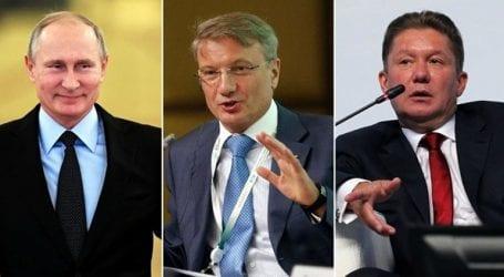 Οι 100 πιο ισχυροί Ρώσοι σύμφωνα με τη ρωσική έκδοση του περιοδικού Forbes