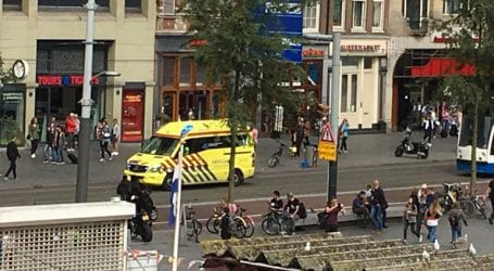 Τρεις τραυματίες από επίθεση με μαχαίρι στον σιδηροδρομικό σταθμό