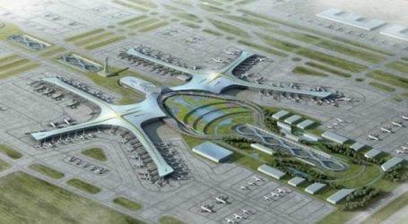 Τον Ιούνιο του 2019 θα είναι έτοιμο το νέο διεθνές αεροδρόμιο του Πεκίνου