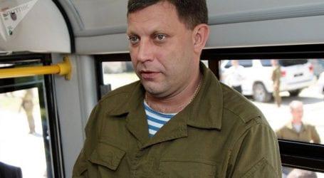 Ο ηγέτης των φιλορωσικών αποσχιστικών δυνάμεων σκοτώθηκε σε έκρηξη στο Ντονιέτσκ