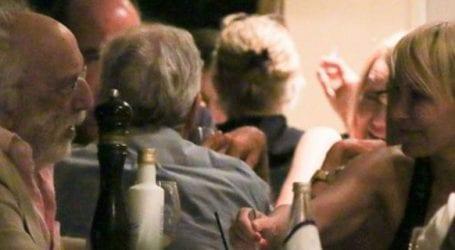 Νατάσα Καλογρίδη & Αλέξανδρος Λυκουρέζος: Ρομαντικό δείπνο στο Κολωνάκι μετά τις φήμες περί χωρισμού!