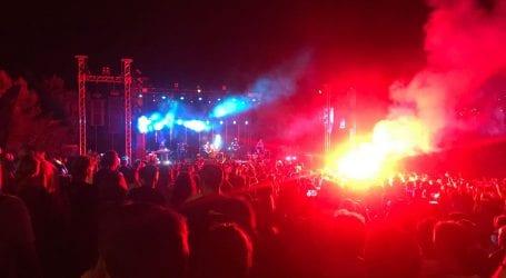 Επιτυχημένη συναυλία των Παπακωνσταντίνου – Μάλαμα στο Πήλιο [εικόνα]