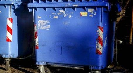 Έκρηξη σε κάδο ανακύκλωσης έστειλε υπάλληλο του δήμου Σητείας στο νοσοκομείο