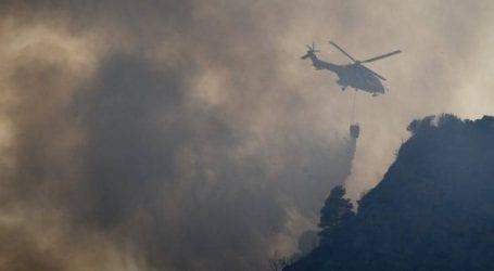 Δύο συλλήψεις για τις πυρκαγιές που ξέσπασαν στην Ηλεία