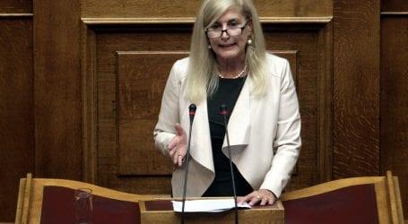 """""""Χαμός"""" με τις ύβρεις της Αυλωνίτου σε Μητοστάκη – Aποδοκιμάζει ο ΣΥΡΙΖΑ τις δηλώσεις"""