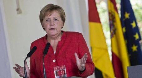 Μέρκελ: Πρέπει να βρούμε ένα δίκαιο σύστημα κατανομής των προσφύγων