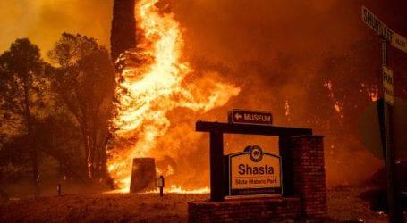 Η ξηρασία τροφοδοτεί τις φονικές πυρκαγιές στην Καλιφόρνια