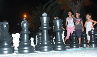 Τουρνουά σκάκι στην Αγριά Βόλου