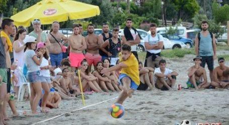 Ολοκληρώθηκε το 18ο Τουρνουά Beach Volley στο Χορευτό