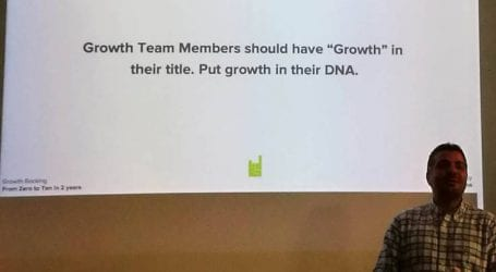 Growth Hacking Academy, αρχίζει ο 4ος κύκλος μαθημάτων