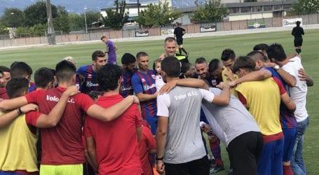 ΠΑΕ Βόλος: Νίκη 1-0 επί του Αιγινιακού