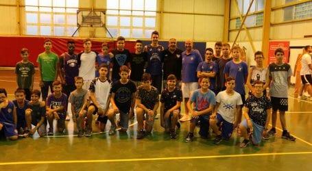 Πραγματοποιήθηκε ο αγιασμός των ακαδημιών μπάσκετ της Νίκης Βόλου
