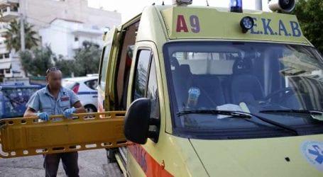 Νεκρή 26χρονη σε τροχαίο στη Χαλκιδική