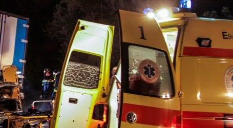 Τραγωδία τα ξημερώματα στην παλαιά εθνική οδό Πατρών-Πύργου