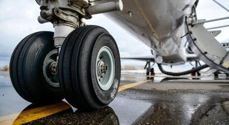 Αναγκαστική προσγείωση αεροσκάφους στα Χανιά -Τηλεφώνησαν για βόμβα
