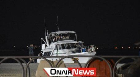 Εντοπισμός σκάφους στο Μεσολόγγι που μετέφερε 71 μετανάστες